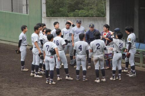 210522 春季リーグ戦vs成蹊大 210524 2