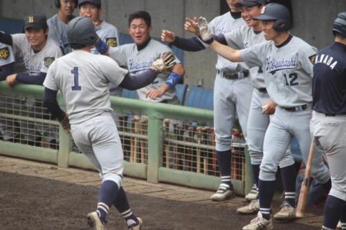 210522 春季リーグ戦vs成蹊大 210524 4