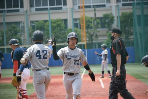 20210530 春季リーグ戦vs芝浦工業大学② 210607 19