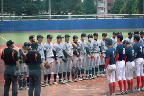 20210530 春季リーグ戦vs芝浦工業大学② 210607 25