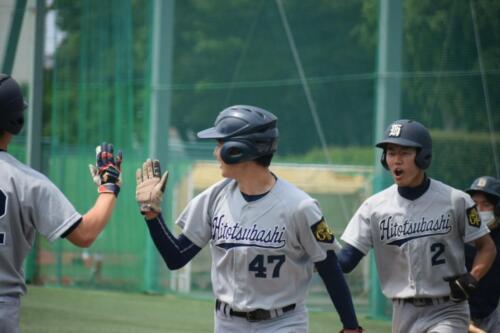 20210530 春季リーグ戦vs芝浦工業大学② 210607 8