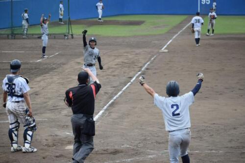 210508 春季リーグ戦vs順天堂① 210517 1