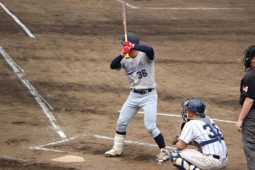 210508 春季リーグ戦vs順天堂① 210517 16