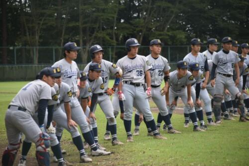 LINE ALBUM 210925 秋季リーグ戦vs上智① 210927