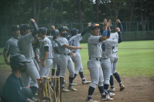 LINE ALBUM 210925 秋季リーグ戦vs上智① 210927 4