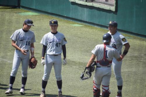 LINE ALBUM 210910 秋季リーグ戦vs成蹊大学② 210912 1